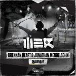 Cover: Brennan Heart & Jonathan Mendelsohn - Imaginary