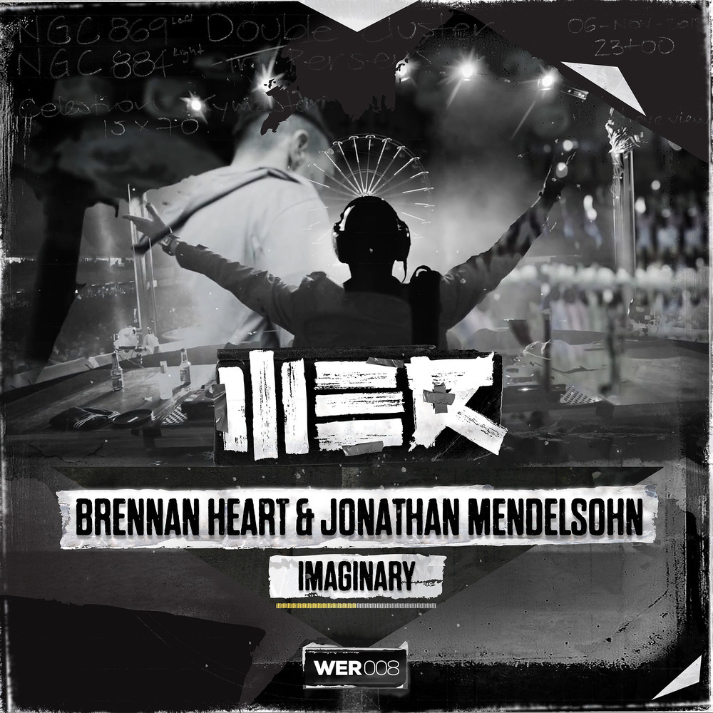 Cover Art For The Brennan Heart Amp Jonathan Mendelsohn