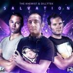 Cover: The Khemist - Salvation