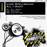 Cover: Luke Spellbound - Live My Life
