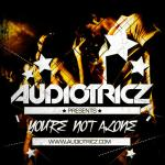 Cover: Audiotricz - You're Not Alone