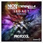 Cover: Nicky Romero - Legacy (Wildstylez Remix)