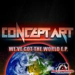 Cover: Concept Art - We've Got The World