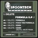 Cover: Delete - Eden (Digital Abuse Remix)