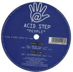 Cover: Acid Step - People (Main mix)
