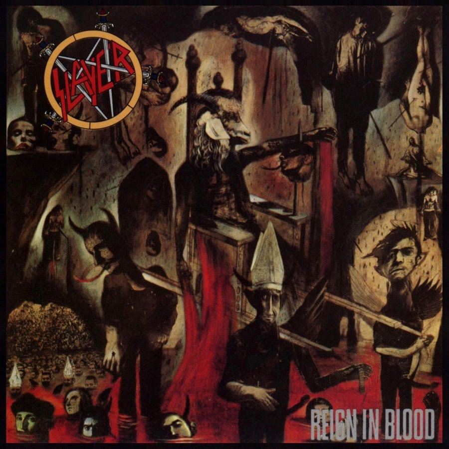 Angel Of Death 2017 cover art for the slayer - angel of death metal lyric