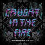 Cover: DV8 Rocks! - Caught In The Fire