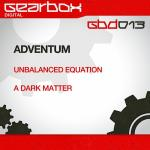Cover: Adventum - Unbalanced Equation