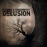 Cover: B-Front & Frequencerz - Delusion