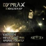 Cover: Dyprax - Inflict The Pain