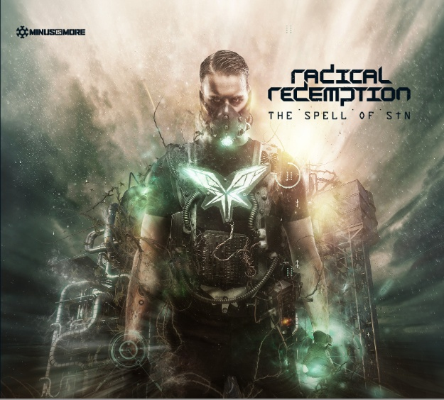 Cover art for the radical redemption e force in the for Hardstyle house