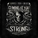 Cover: Neophyte, Tieum & Rob GEE - Coming At You Strong