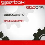 Cover: Audiogenetic - Rage & Despair