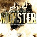 Cover: Hellsystem - Monster