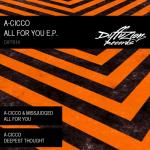 Cover: MissJudged - All for You
