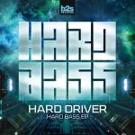 Cover: Hard Driver - The Red Kill