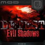 Cover: Detest - Evil Shadows