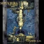 Cover: Sepultura - Slave New World