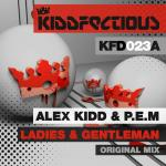 Cover: Alex Kidd - Ladies & Gentleman