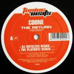 Cover: Ruthless - The Return (DJ Ruthless Remix)
