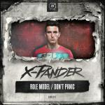 Cover: X-Pander - Don't Panic