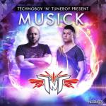 Cover: Technoboy - Musick