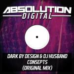 Cover: Dark by Design - Con5epts