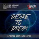 Cover: Alphaline & Disane - Desire To Dream
