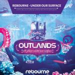 Cover: Rebourne - Under Our Surface (Outlands Open Air Anthem 2014)