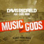 Cover: Davis Redfield feat. Carl Man - Music Gods