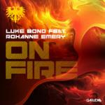 Cover: Roxanne Emery - On Fire