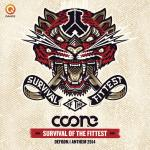 Cover: Coone - Survival Of The Fittest (Defqon 1 Anthem 2014)