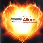 Cover: Tiësto Pres. Allure Feat. Julie Thompson - Somewhere Inside