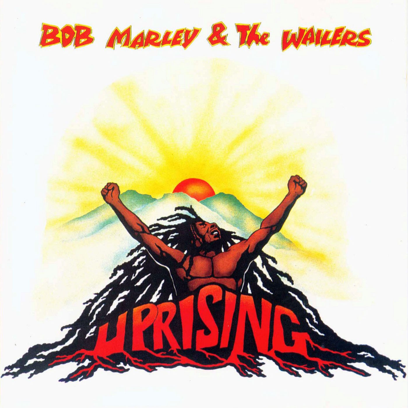 Cover art for the Bob Marley - Redemption Song Acoustic lyric