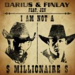 Cover: Darius & Finlay feat. Jen - I Am Not A Millionaire