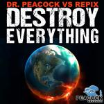 Cover: Dr. Peacock vs Repix - Destroy Everything