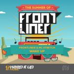 Cover: Frontliner - Wake Up