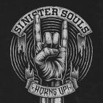 Cover: Sinister Souls - Horns Up