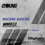 Cover: Eyoung - Machine Dancing
