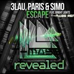 Cover: 3LAU , Paris & Simo feat. Bright Lights - Escape (T-Mass Remix)
