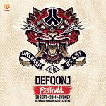 Cover: Decipher & Shinra - Heart Of A Beast (Defqon.1 Australia 2014 Hardcore Anthem)
