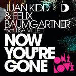 Cover: Juan Kidd & Felix Baumgartner feat. Lisa Millett - Now You're Gone