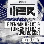 Cover: Brennan Heart - My Identity