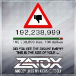 Cover: Zatox - Nobody Likes My Kicks (DJ Tool)