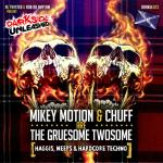 Cover: Mikey Motion & Chuff - Natural Born Killerz