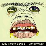 Cover: Evol Intent & Eye-D - Jim Skynner