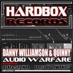 Cover: Danny Williamson & Quinny - Audio Warfare