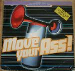 Cover: Scooter - Move Your Ass!