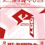 Cover: A-Drive - Your Life (Jones & B-Front Remix)
