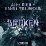 Cover: Alex Kidd - Broken